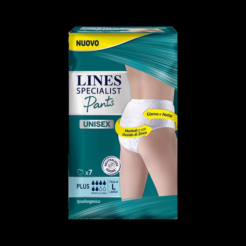 PANTS PLUS UNISEX - TAGLIA LARGE